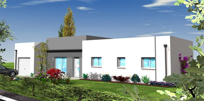 maison neuve niort artec constructeur maison 79 et 17. Black Bedroom Furniture Sets. Home Design Ideas