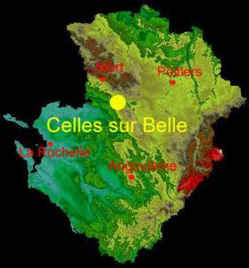 Commune de Celles sur belle