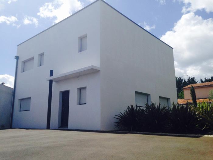 Terrain + maison Niort 79
